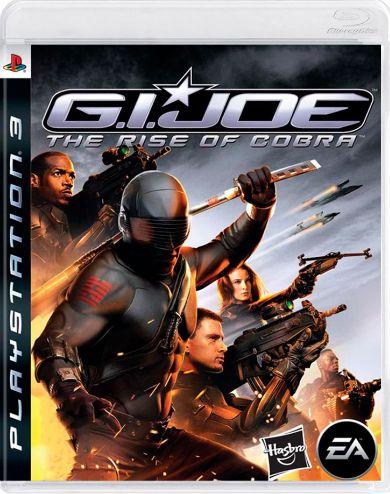 G.I. Joe The Rise of Cobra |USADO| - PS3