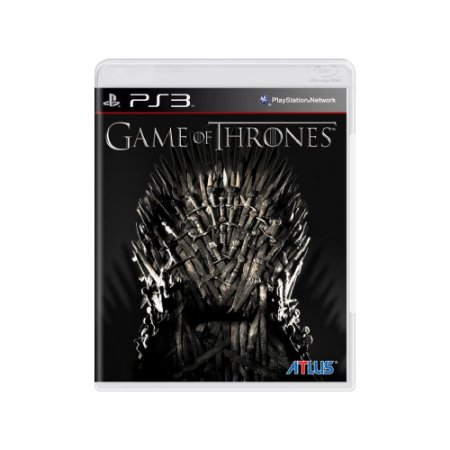 Game Of Thrones - Usado - PS3