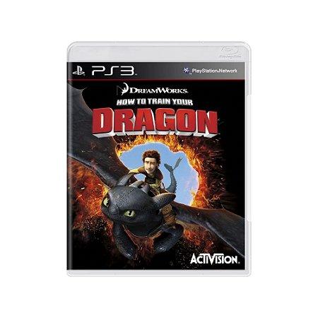 How to Train Your Dragon - Usado - PS3
