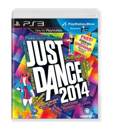 Just Dance 2014 - Usado - PS3