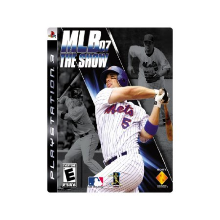 MLB 07 The Show - Usado - PS3