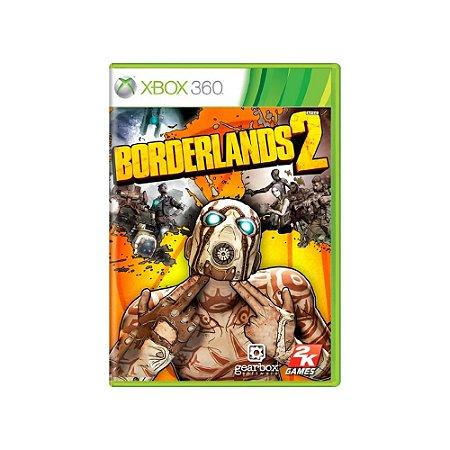 Borderlands 2 - Usado - Xbox 360