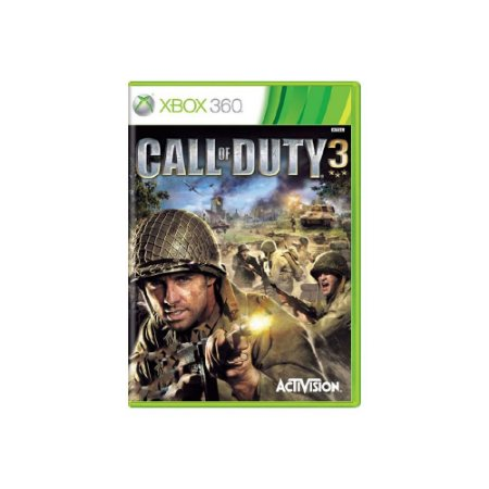 Call Of Duty 3 - Usado - Xbox 360