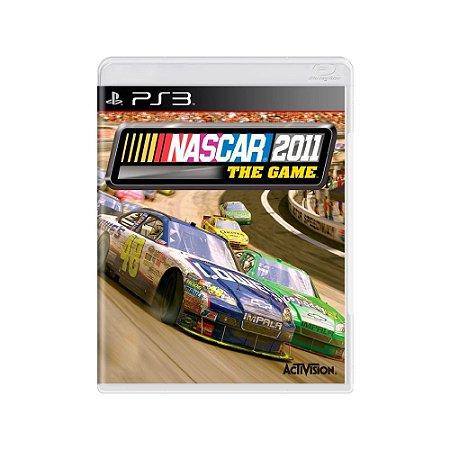 Nascar 2011: The Game - Usado - PS3