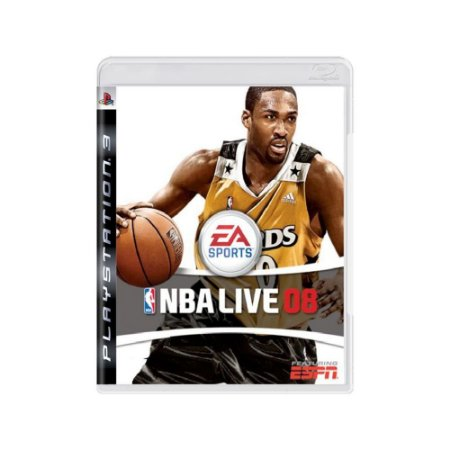 NBA Live 08 - Usado - PS3