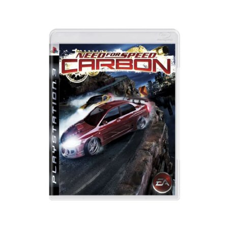 Need For Speed Carbon - Usado - PS3