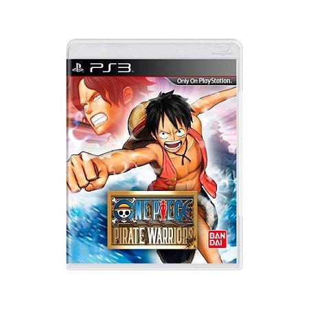 One Piece: Pirate Warriors - Usado - PS3