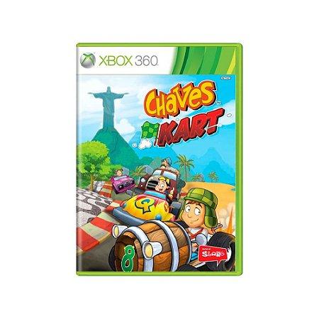 Chaves Kart - Usado - Xbox 360