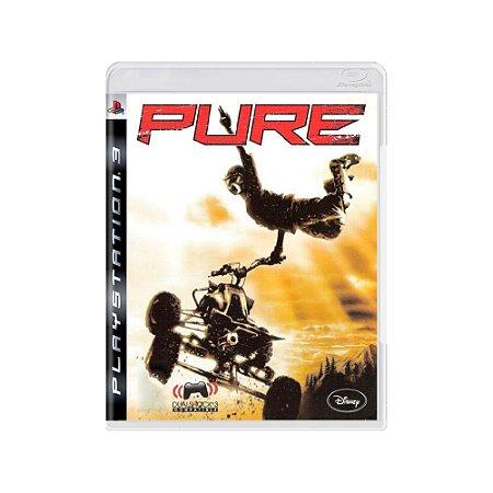Pure - Usado - PS3