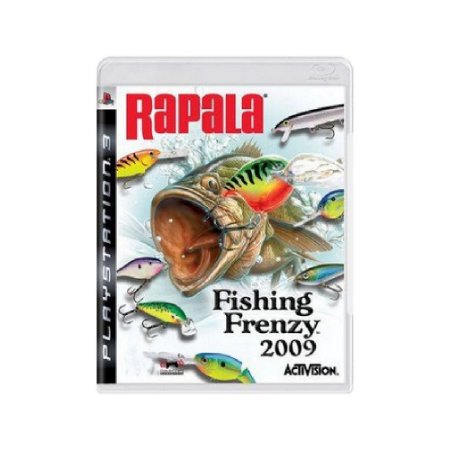 Rapala Fishing Frenzy 2009 - Usado - PS3