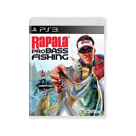 Rapala Pro Bass Fishing - Usado - PS3