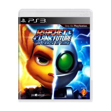 Ratchet Clank Future A Crack In Time - |Usado| - PS3
