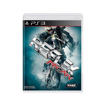 Jogo MX vs. ATV: Reflex - |Usado| - PS3
