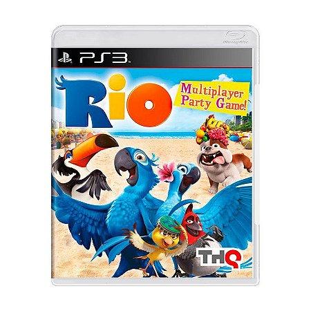 Rio - |Usado| - PS3