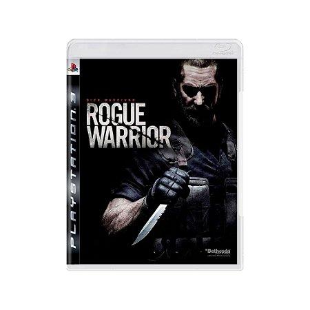 Rogue Warrior - Usado - PS3