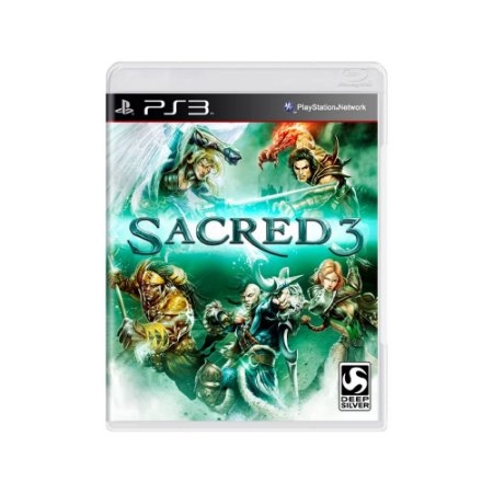 Sacred 3 - Usado - PS3