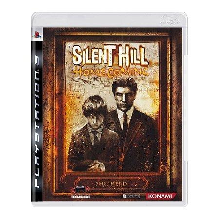 Silent Hill Homecoming - Usado - PS3