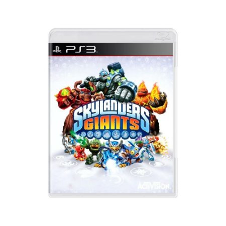 Skylanders Giants - Usado - PS3