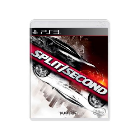 Split/Second - Usado - PS3