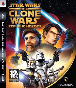 Star Wars The Clone Wars |USADO| - PS3