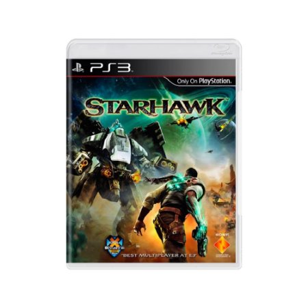 Starhawk - Usado - PS3