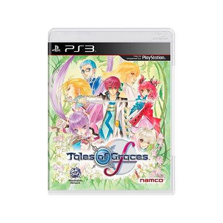 Tales of Graces F - Usado - PS3