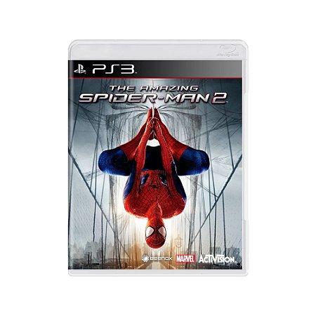 The Amazing Spider-Man 2 - Usado - PS3