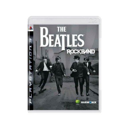 The Beatles: Rock Band - Usado - PS3