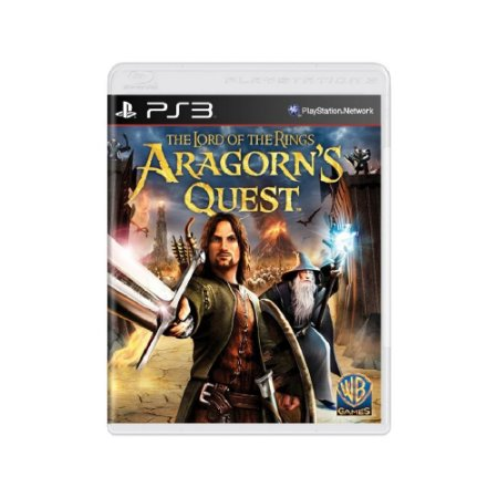 The Lord of the Rings: Aragorn's Quest - Usado - PS3