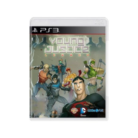 Young Justice Legacy - Usado - PS3