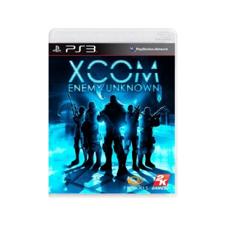 XCOM Enemy Unknown - Usado - PS3