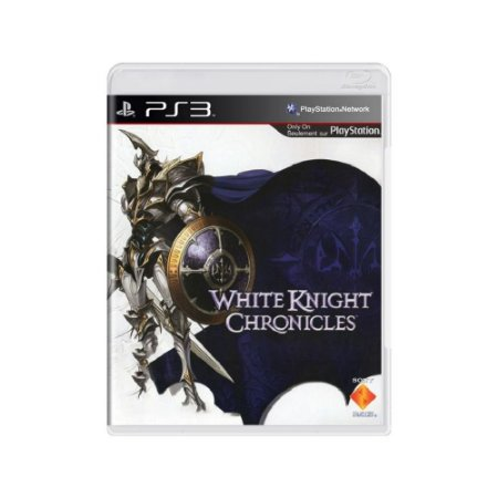 White Knight Chronicles - Usado - PS3