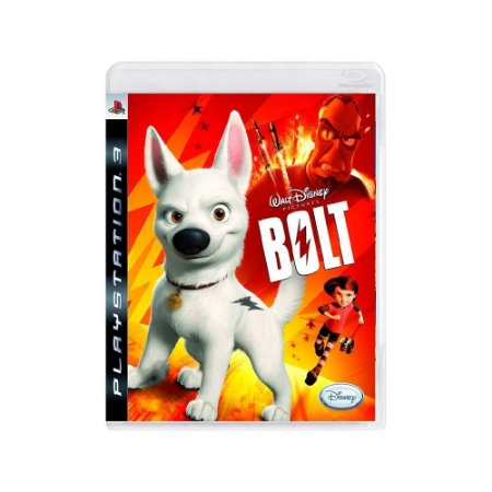Walt Disney: Bolt - Usado - PS3