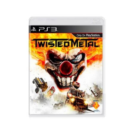 Twisted Metal - Usado - PS3