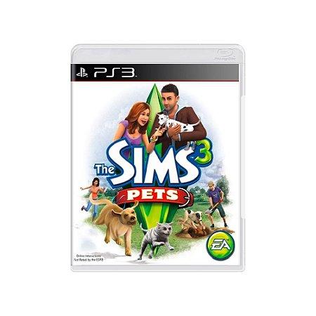 The Sims 3: Pets - Usado - PS3