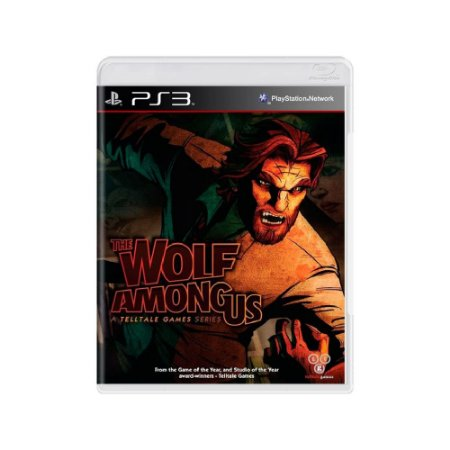 The Wolf Among Us - Usado - PS3