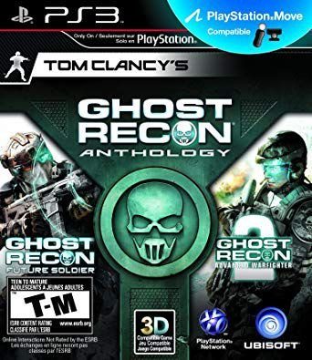 Tom Clancys Ghost Recon Anthology |USADO| - PS3