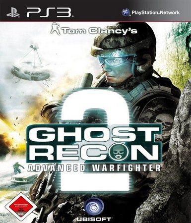 Tom Clancys Ghost Recon Advanced Warfighter 2 |USADO|  PS3