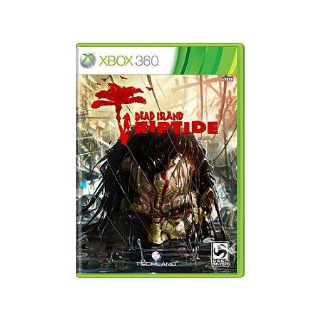 Dead Island: Riptide - Usado- Xbox 360