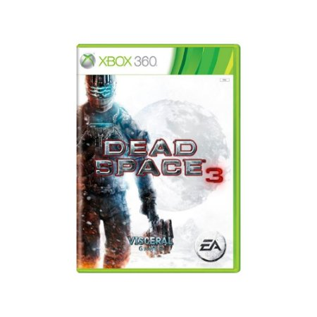 Jogo Dead Space 3 - |Usado| - Xbox 360