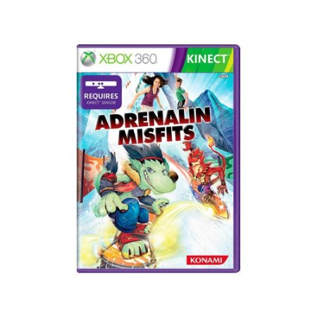 Adrenalin Misfits - Usado - Xbox 360
