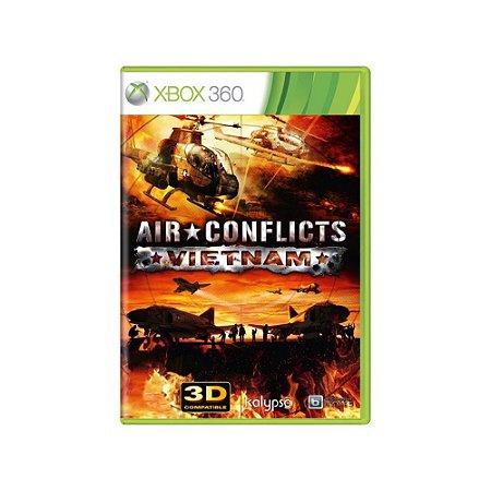 Air Conflicts Vietnam - Usado - Xbox 360