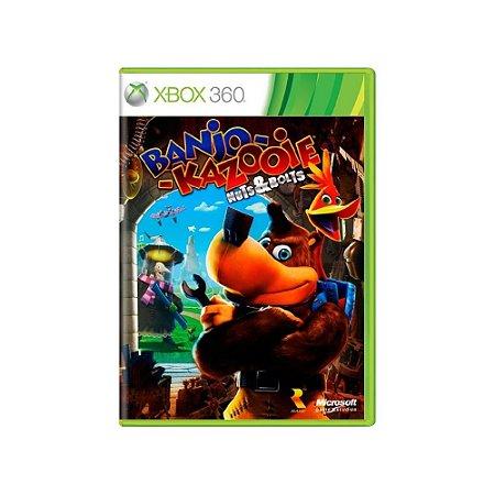 Banjo-Kazooie Nuts & Bolts - Usado - Xbox 360