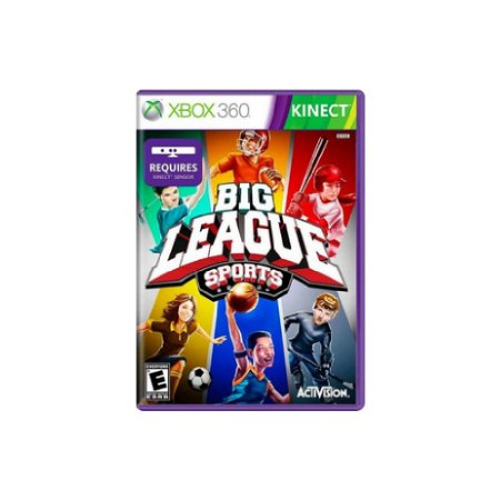 Big League Sports - Usado - Xbox 360