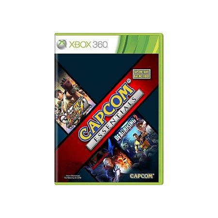 Capcom Essentials - Usado - Xbox 360
