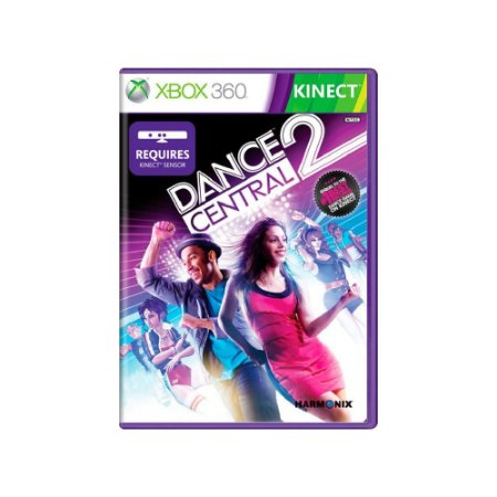 Dance Central 2 - Usado - Xbox 360
