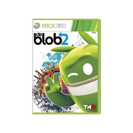 Jogo de Blob 2 - |Usado| - Xbox 360