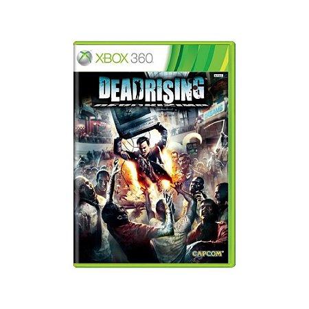 Jogo Dead Rising - |Usado| - Xbox 360