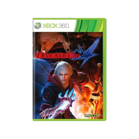 Devil May Cry 4 - Usado - Xbox 360