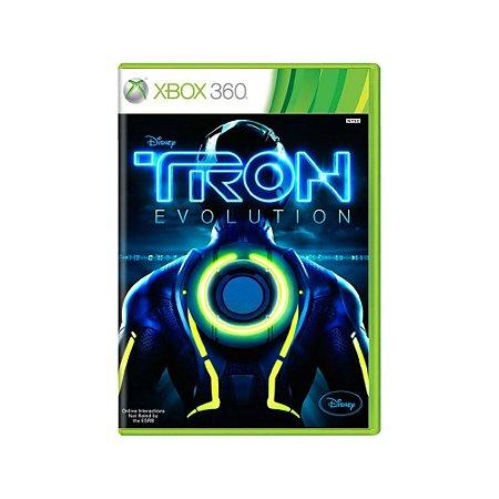 Tron Evolution - Usado - Xbox 360